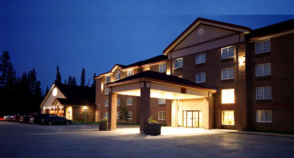 Fort Nelson Bc Hotels Woodlands Inn Amp Suites Fort