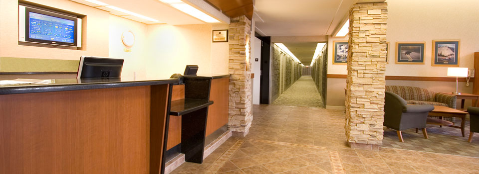 Contact the Woodlands Inn & Suites, British Columbia, Canada