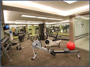Woodlands Inn & Suites Fitness Centre, Fort Nelson BC