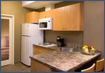 King Kitchen Suites at Fort Nelson Lodging Hotels