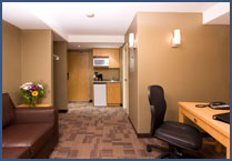 Queen Suites at Fort Nelson Lodging Hotels