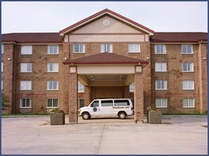 Woodlands Inn & Suites, Fort Nelson Hotel, B.C. Canada